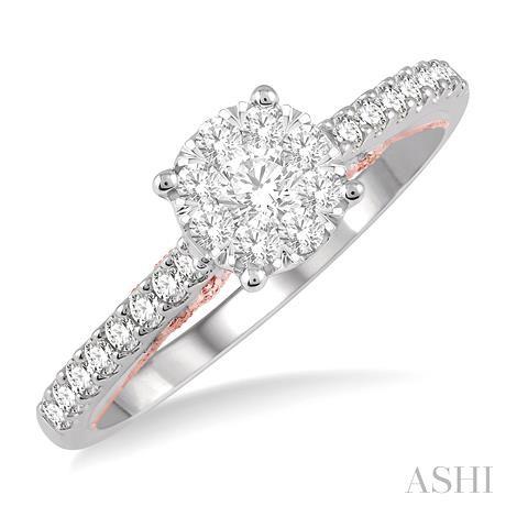 Lovebright Bridal Diamond Ring