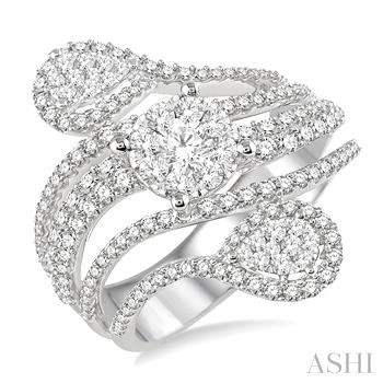 Lovebright Diamond Fashion Ring