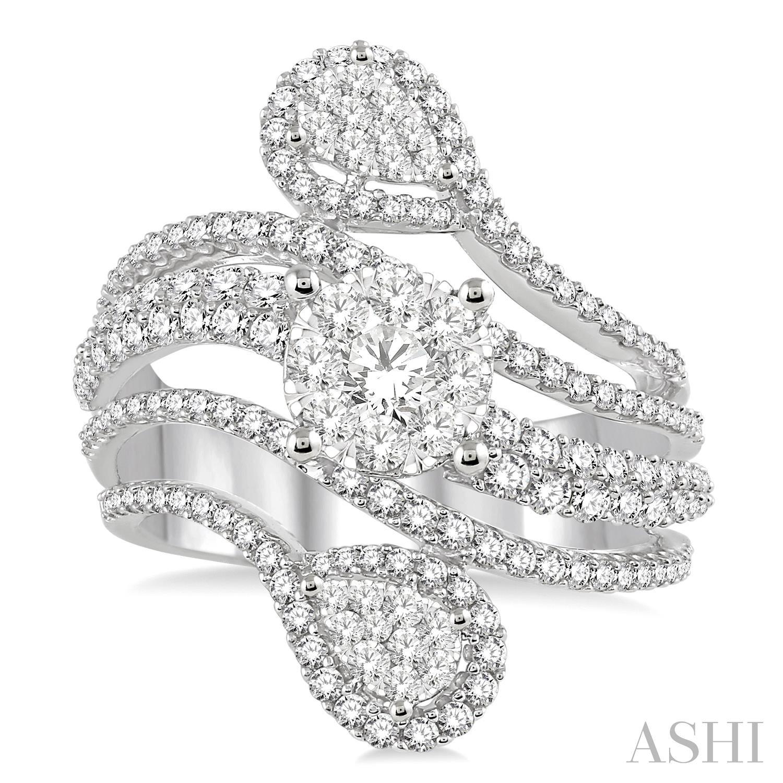 Lovebright Diamond Fashion Ring