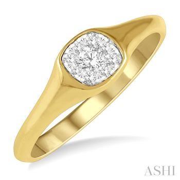 Lovebright Essential Diamond Promise Ring