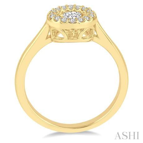 Emotion Diamond Ring