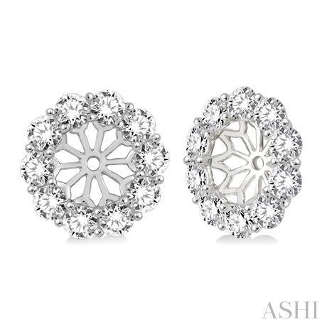 Diamond Earrings Jacket
