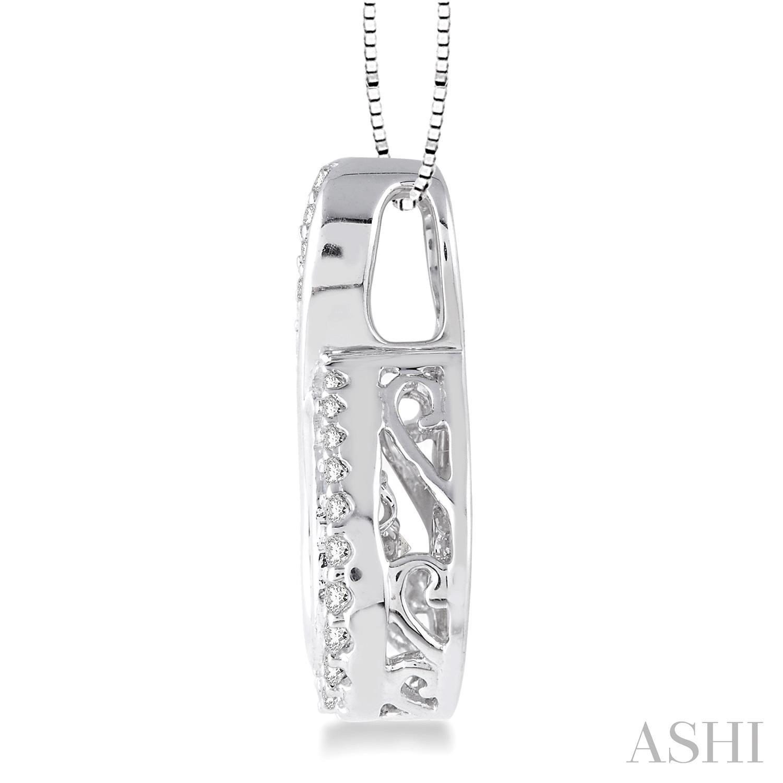 Infinity Emotion Diamond Pendant