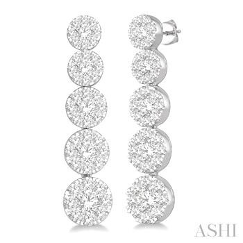 Lovebright Essential Journey Diamond Earrings