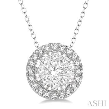 Lovebright Diamond Pendant