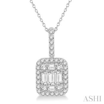 FUSION DIAMOND PENDANT