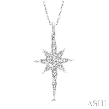Star Diamond Pendant