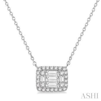Fusion Diamond Necklace