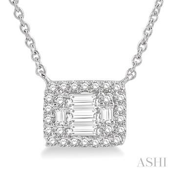 Fusion Diamond Necklace