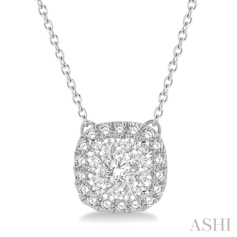 Lovebright Diamond Necklace